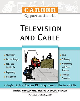 Image for Career Opportunities in Television And Cable