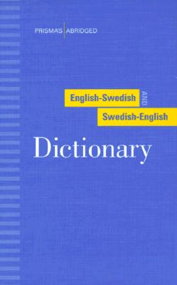 Image for Prisma's Abridged English-Swedish and Swedish-English Dictionary
