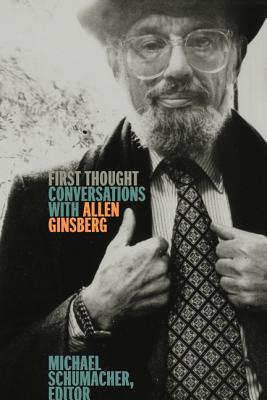 Image for First Thought: Conversations with Allen Ginsberg