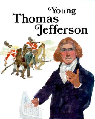 Image for Young Thomas Jefferson - Pbk (Easy Biographies)
