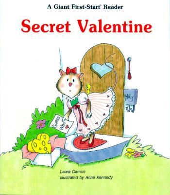 Image for Secret Valentine - Pbk (Giant First-Start Reader)
