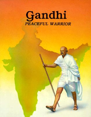 Image for Gandhi : Peaceful Warrior (Easy Biographies)