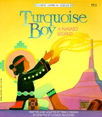 Image for TURQUOISE BOY