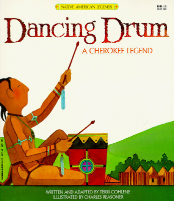 Image for Dancing Drum : A Cherokee Legend