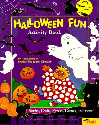 Image for Halloween Fun Activity Book (Holiday Fun Activity Books)