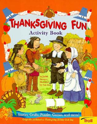Image for Thanksgiving Fun Activity Book