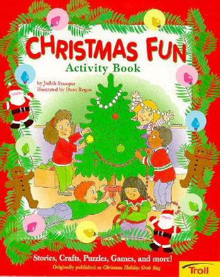 Image for Christmas Fun Activity Book