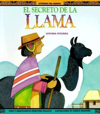 Image for El secreto de la llama: una leyenda peruana