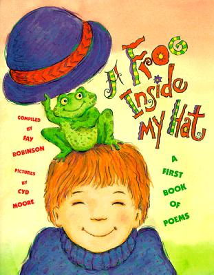 Image for A Frog Inside My Hat: A First Book of Poems
