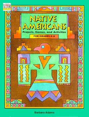Image for Native American: Projects, Games, And Activities F