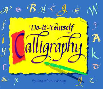Image for Do-It Yourself Calligraphy