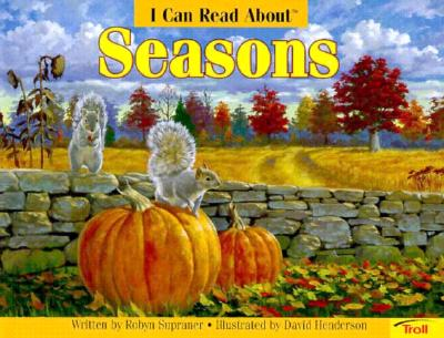 Image for I Can Read About Seasons