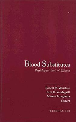 Image for BLOOD SUBSTITUTES PHYSIOLOGICAL BASIS OF EFFICACY