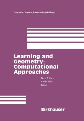 Image for Learning and Geometry: Computational Approaches