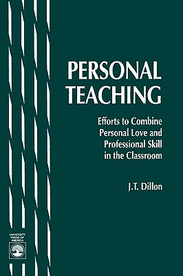 Personal Teaching, Dillon, J. T.