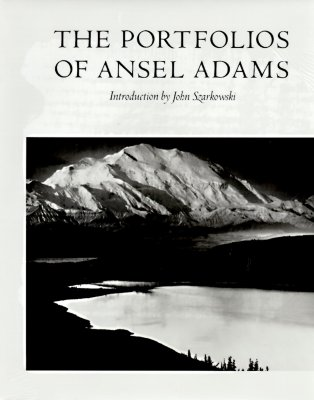 Image for Portfolios of Ansel Adams, The