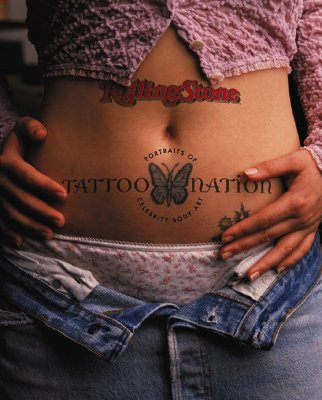 Image for Tattoo Nation: Portraits of Celebrity Body Art