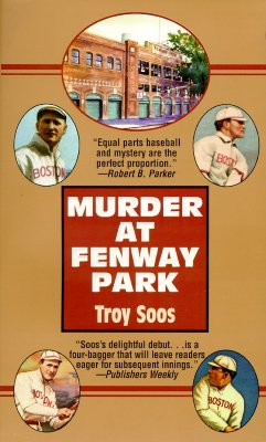Image for Murder at Fenway Park