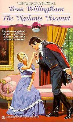 Image for The Vigilante Viscount (Zebra Regency Romance)