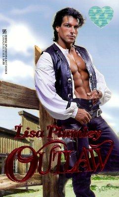 Outlaw (Zebra Splendor Historical Romances), LISA PLUMLEY