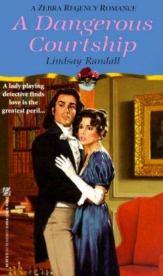 Image for A Dangerous Courtship (Zebra Regency Romance)