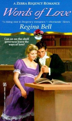 Image for Words of Love (Zebra Regency Romance)