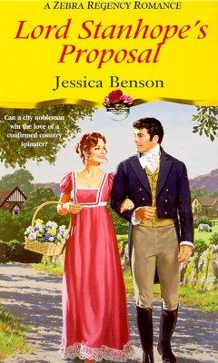 Lord Stanhopes Proposal, JESSICA BENSON