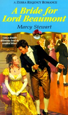Image for A Bride For Lord Beaumont (Zebra Regency Romance)
