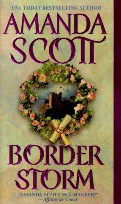 Image for Border Storm (Zebra Historical Romance)