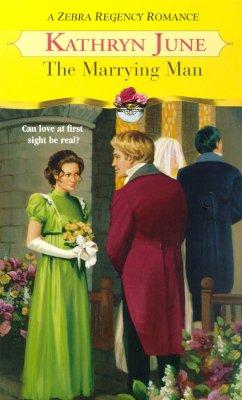Image for The Marrying Man (Zebra Regency Romance)