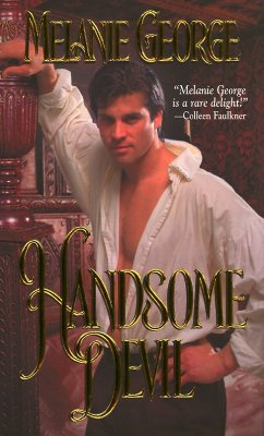 Image for Handsome Devil (Zebra Historical Romance)
