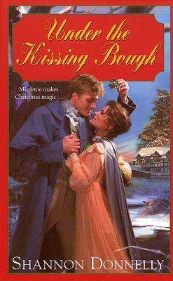 Image for Under the Kissing Bough (Zebra Regency Romance)