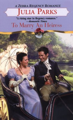 Image for To Marry An Heiress (Zebra Regency Romance)