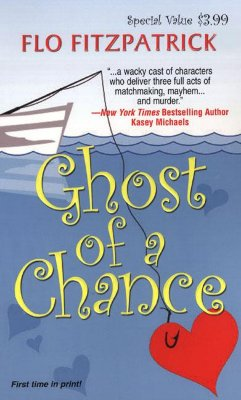 Image for Ghost Of A Chance (Zebra Debut)
