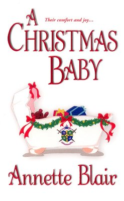 Image for A Christmas Baby (Zebra Historical Romance)