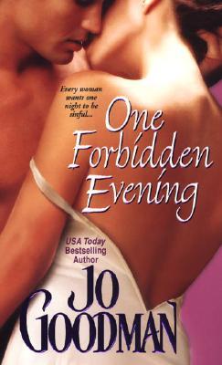 One Forbidden Evening (Zebra Historical Romance), Goodman,Jo
