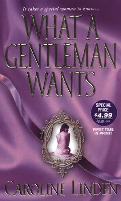 Image for WHAT A GENTLEMAN WANTS