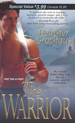 The Warrior (Zebra Debut), Heather Grothaus