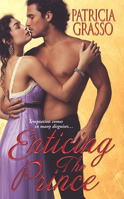 Image for Enticing The Prince (Kazanov Brothers Series)