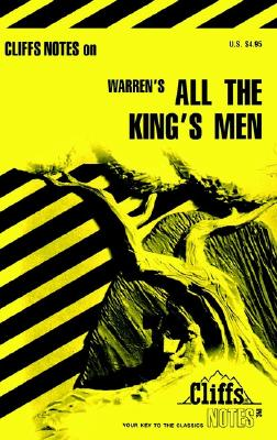 Image for All the King's Men (Cliffs Notes)