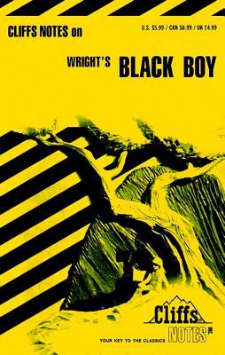 Image for Cliffsnotes Black Boy Notes