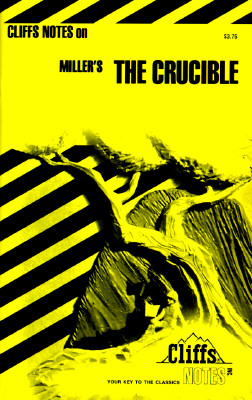 Image for Miller's The Crucible (Cliffs Notes)
