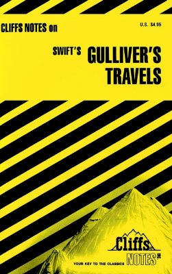 Image for Swifts Gullivers Travels (Cliffs Notes)