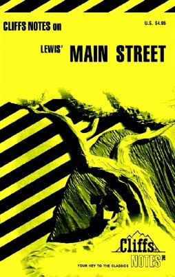 Image for Main Street (Cliffs notes)