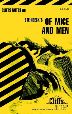 Image for Of Mice and Men (Cliffs Notes)