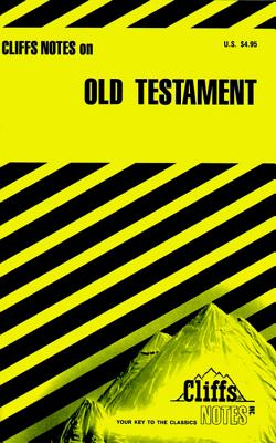 Image for The Old Testament (Cliffs Notes)