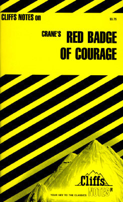 Image for Red Badge of Courage Notes (Cliffs notes)