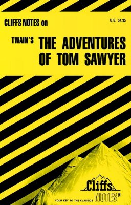Image for The Adventures of Tom Sawyer (Cliffs notes)