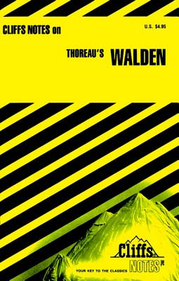 Image for Thoreau's Walden (Cliffs Notes)