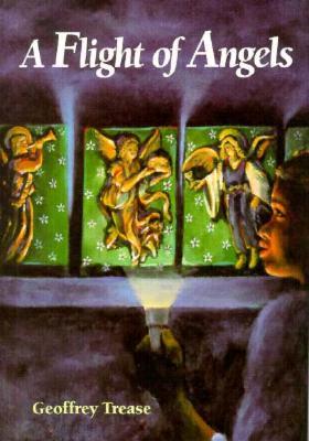 Image for A Flight of Angels (Lerner Mysteries)